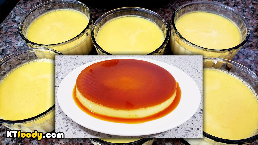 Caramel Flan - Feature Image