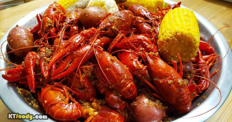 Boiling Crab's Whole Shabang Crawfish Recipe