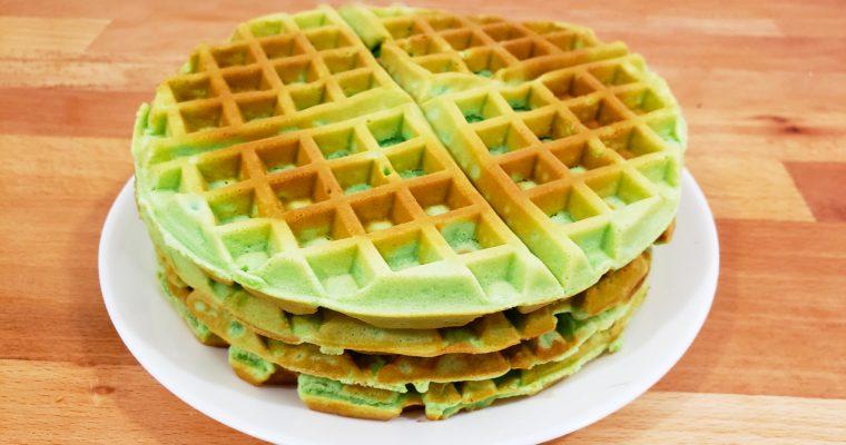 Coconut Waffle Recipe