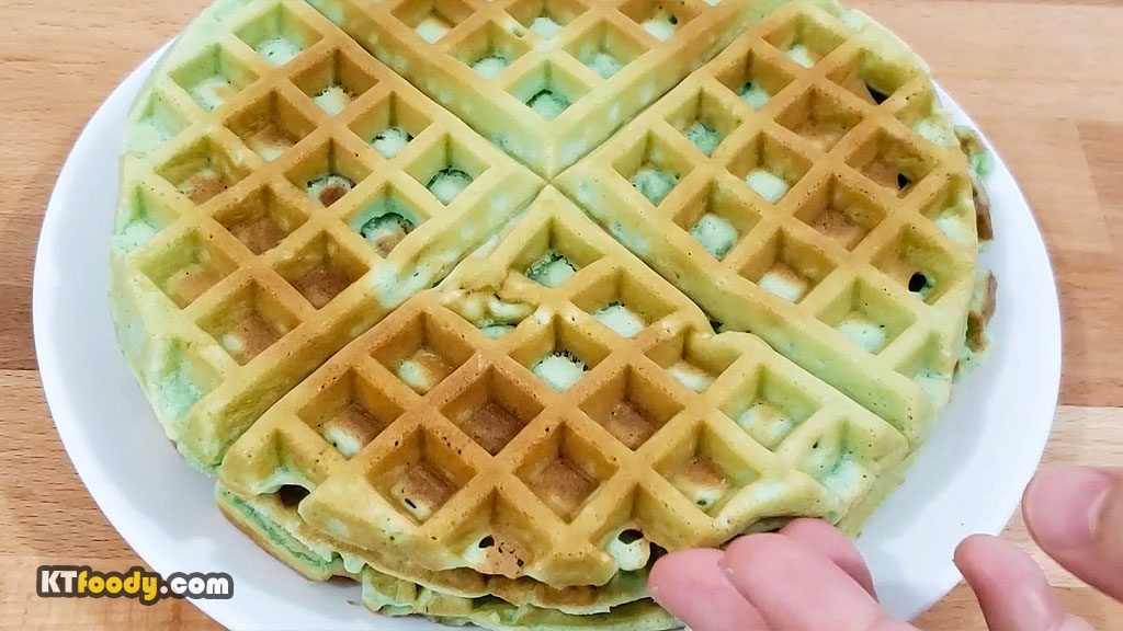 Waffle - Cooked