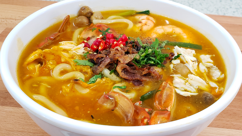 Vietnamese Crab Udon Feature Img